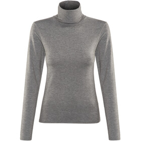 Craft Essential Warm Turtleneck Women dk grey melange